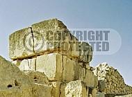 Tel Hazor Walls 002