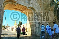 Jerusalem Old City Dung Gate 002
