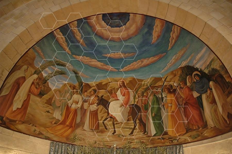 Jerusalem Franciscan Church of Bethphage 0001