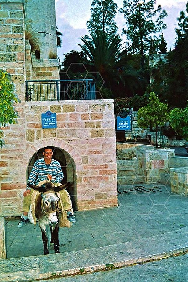 Jerusalem En Karem Marys Spring 003