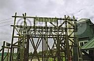 Natzweiler-Struthof Entrance Gate 0002