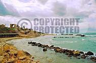 Achziv Ancient Port 004