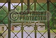 Buchenwald Camp Gate 0004