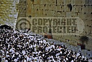 Kotel Priestly Blessing Birkat Kohanim 0021