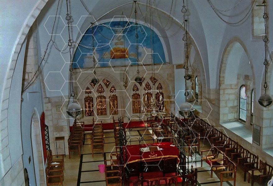 Yochanan Ben Zakai Synagogue 0001