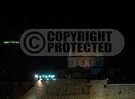 Kotel View at Night 0008