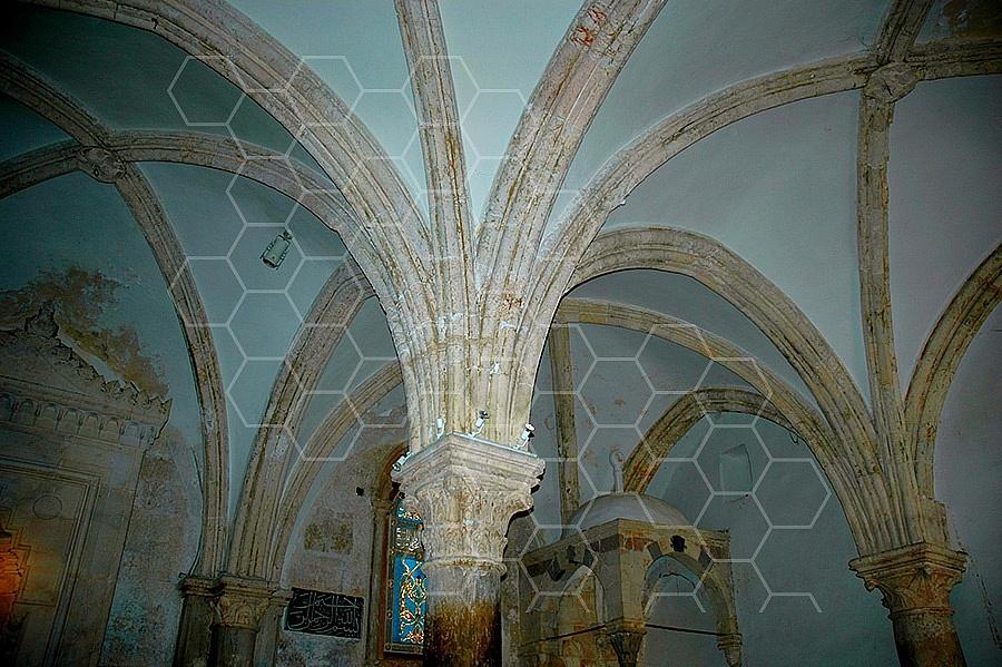 Jerusalem Coenaculum Upper Room 006