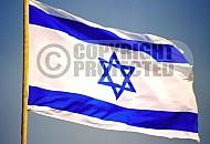 Israel Flag 019