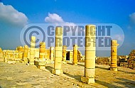 Avdat The Nabatean Temple 001