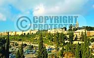 Jerusalem Mount Zion 005