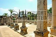 Kfar Nachum - Capernaum Synagogue 005