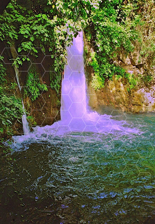 banias waterfall 0012