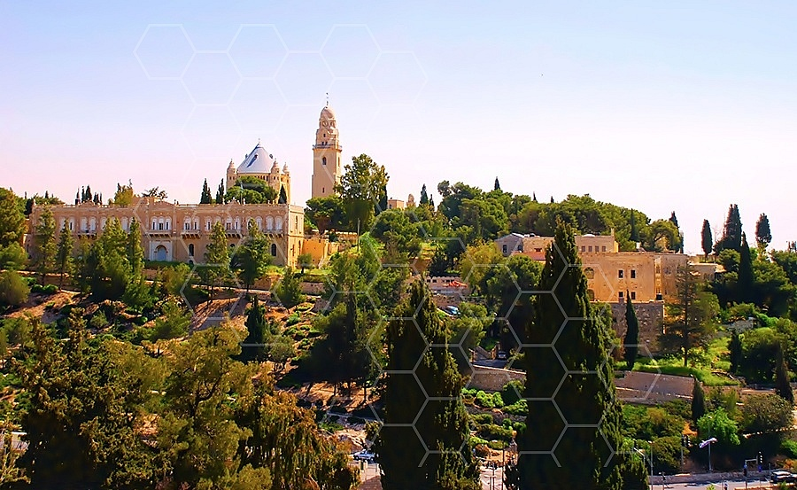 Jerusalem Mount Zion 009