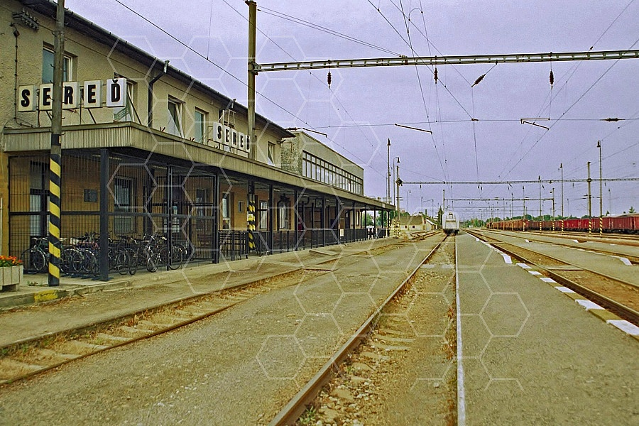 Sered Railway Station 0003
