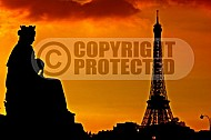 Paris - Eiffel Tower 0009