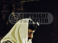 Kotel Man Praying 016