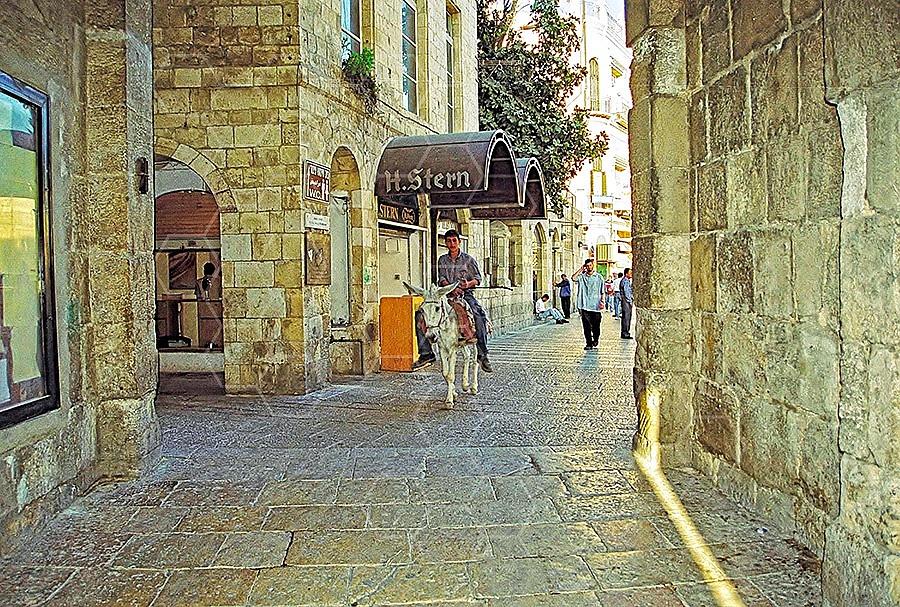 Jerusalem Old City Jaffa Gate 006