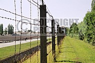 Dachau Barbed Wire Fence 0006