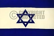 Israel Flag 039