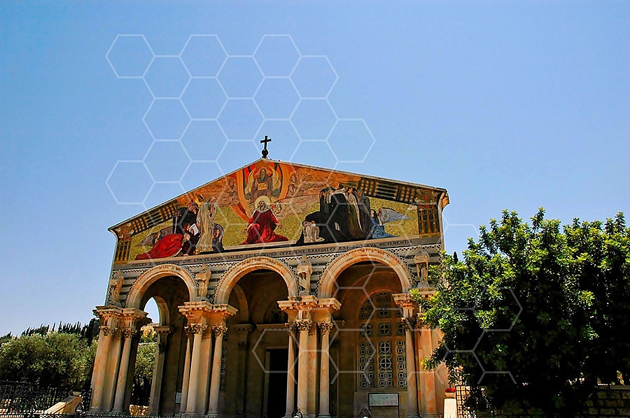 Jerusalem Gethsemani 011