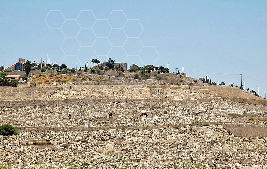Jerusalem Mount Of Olives 005