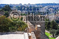 Jerusalem Old City  Walls 026