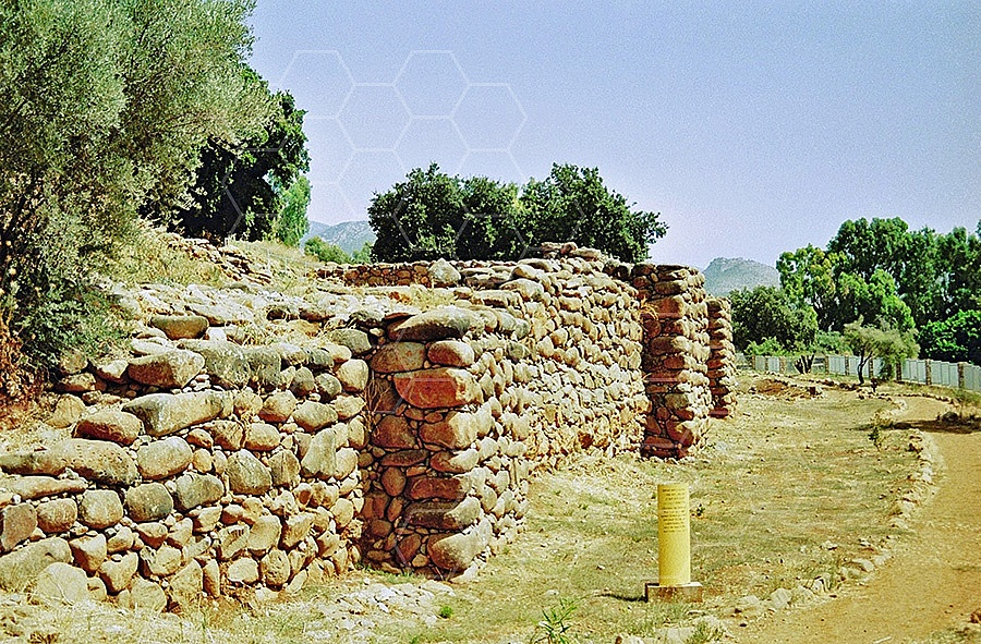 Tel Dan City Wall 004