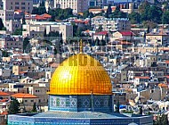 Jerusalem Old City Dome Of The Rock 024