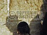 Kotel Children Praying 013