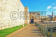 Jerusalem Old City Jaffa Gate 009