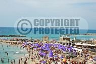 Tel Aviv Beach 0001