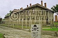 Auschwitz Barracks 0019
