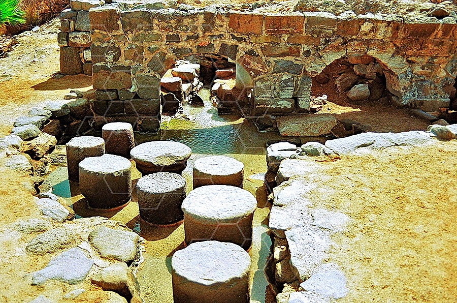 Hamat Tiberias Synagogue 001