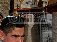 Kotel Torah Praying 014