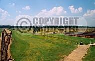 Birkenau Camp Barracks 0037