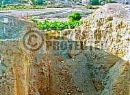 Tel Jericho City Wall 004