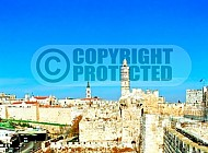 Jerusalem Old City  Walls 033