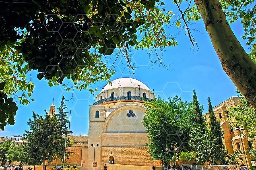 Jerusalem Old City Hurva Synagogue 001