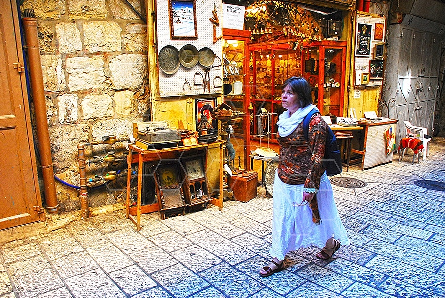 Jerusalem Old City Market 004
