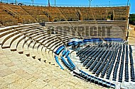 Caesarea The Roman Theatre 003