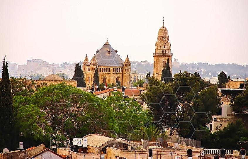 Jerusalem Dormaition Abbey 010