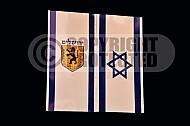 Israel Flag 052
