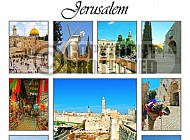 Jerusalem Photo Collages 013