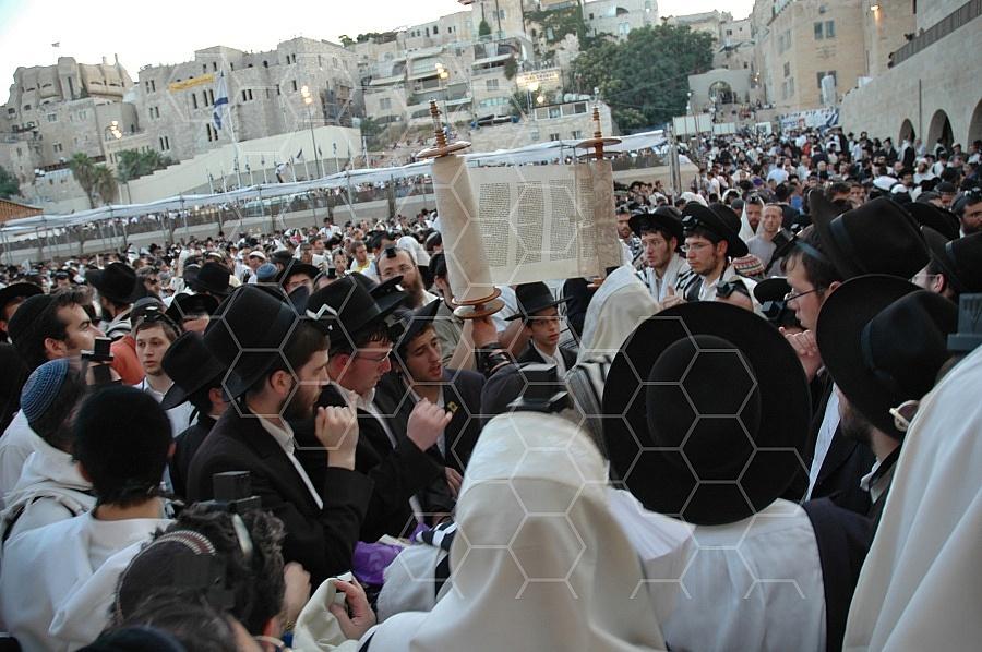 Torah Reading and Praying 0025