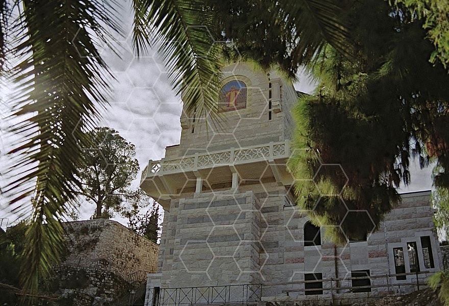 Jerusalem St Peter in Gallicanto 0001