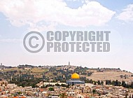Jerusalem Old City View 009