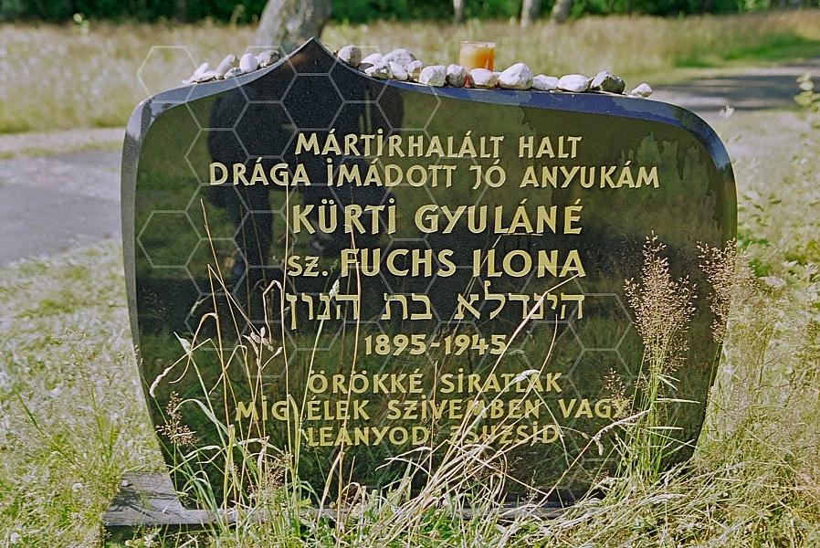 Bergen Belsen Jewish Memorial 0006