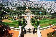 Haifa Baha I Gardens 0001