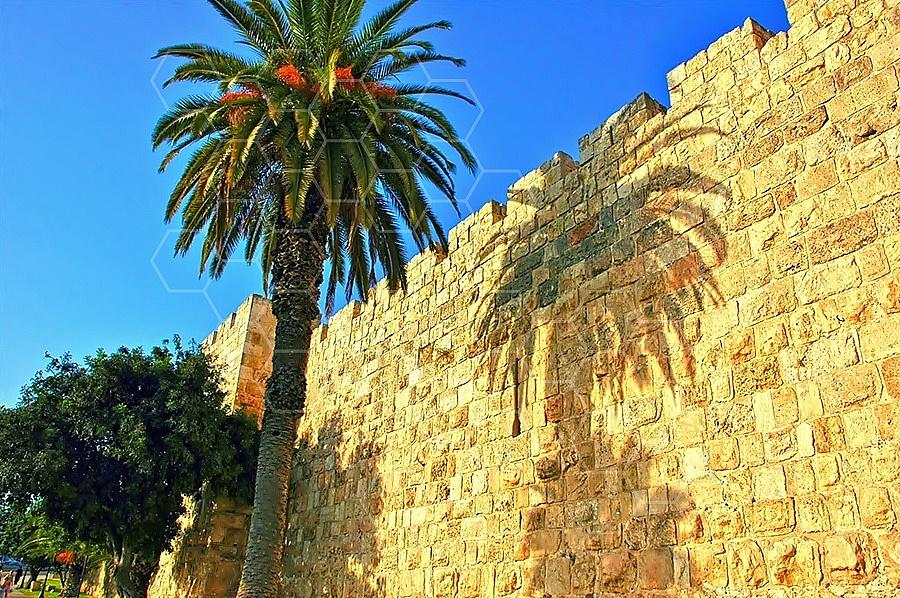 Jerusalem Old City Walls 012
