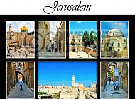 Jerusalem Photo Collages 015